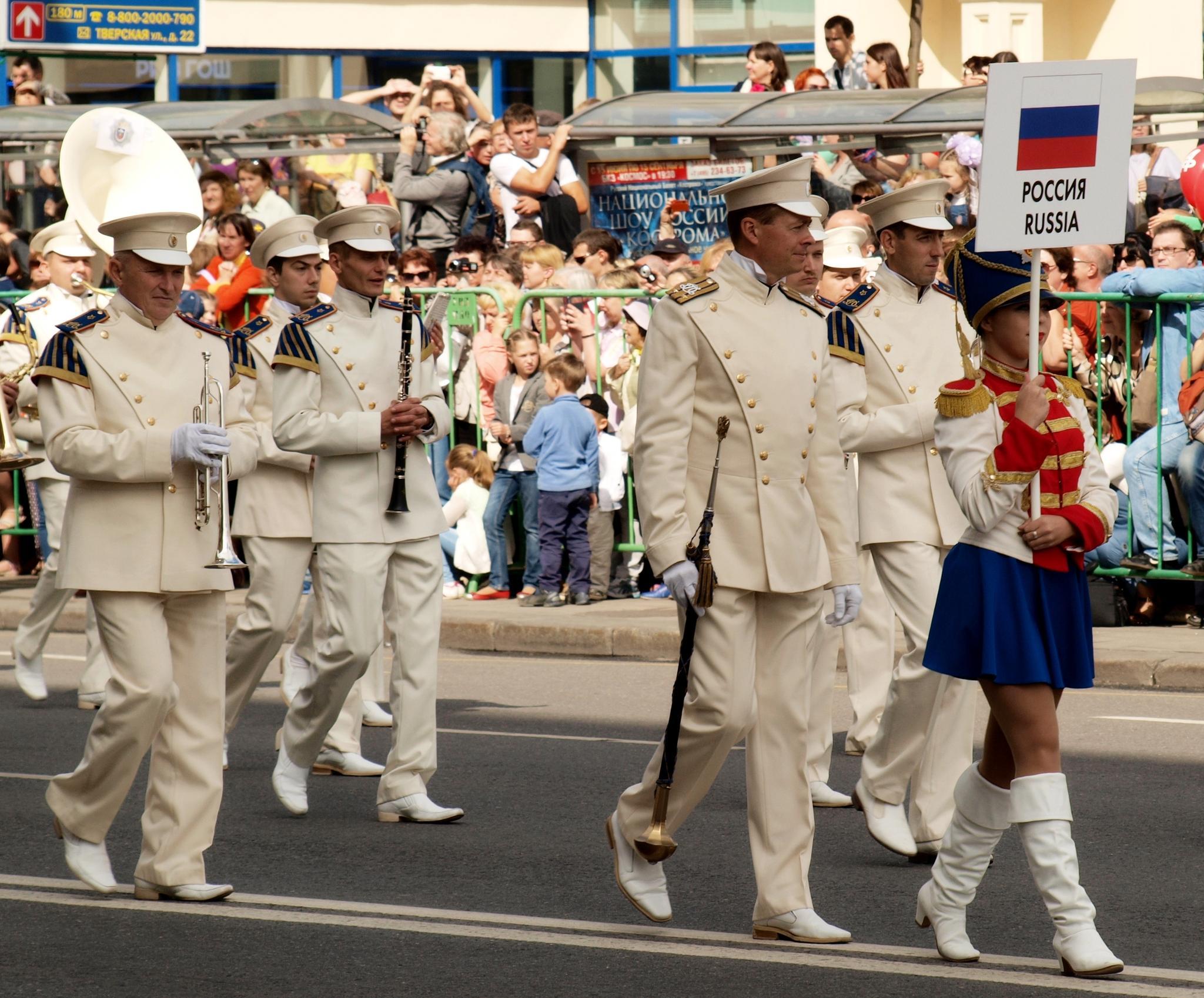 Президентский оркестр России. Фотография Малец Михаила Георгиевича