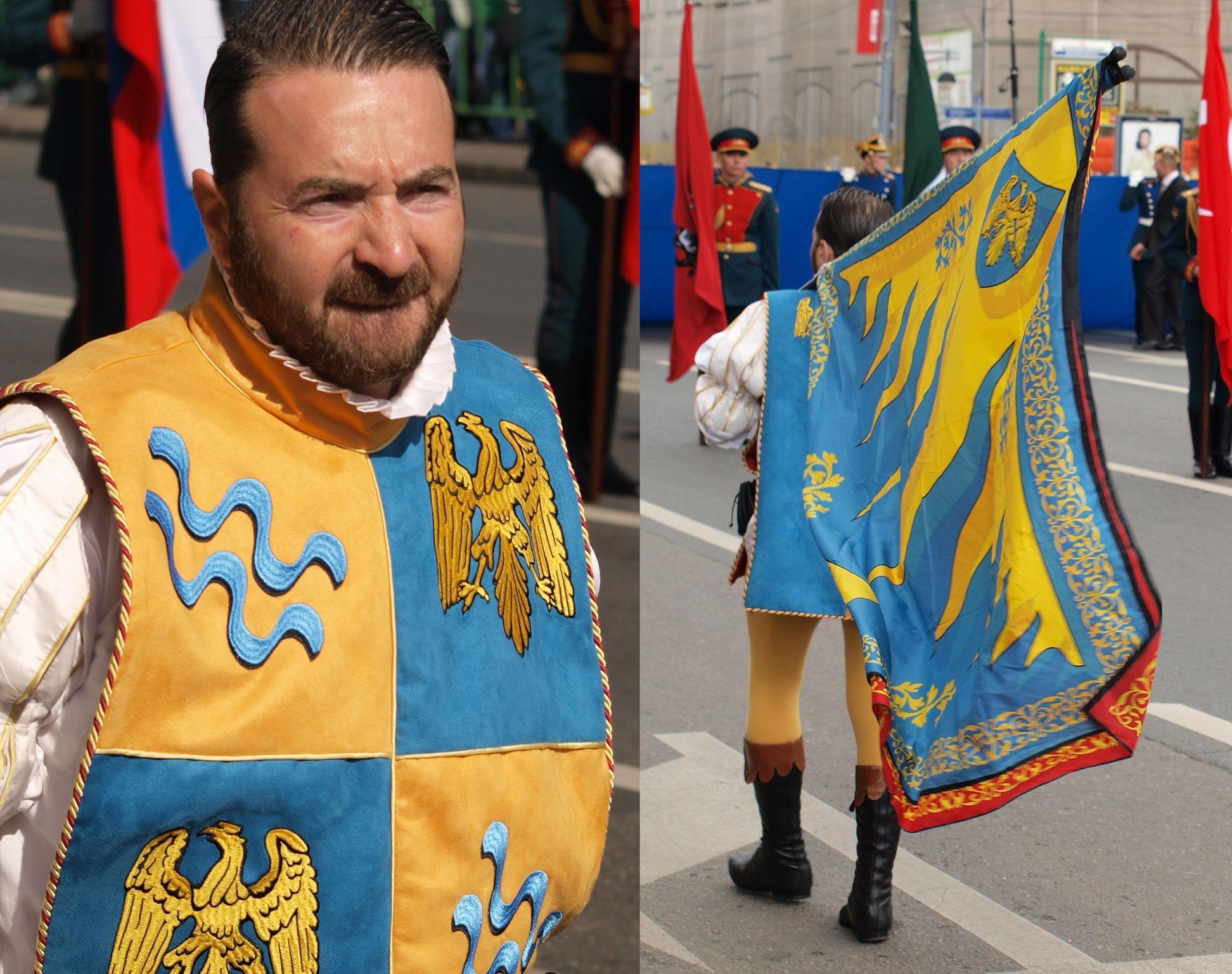 «Где мой флаг?»<br>Нашёл!.... Фотография Малец Михаила Георгиевича